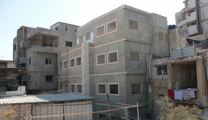 Sadakataşı'ndan Filistinli mültecilere anaokulu