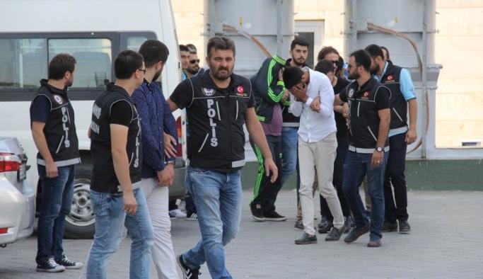 Samsun'da uyuşturucu ticaretinden 3 tutuklama, 7 adli kontrol