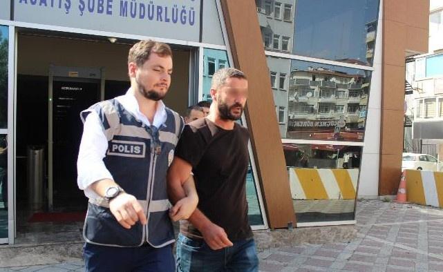 Silahlı yaralamaya karışan kardeşlerden biri tutuklandı