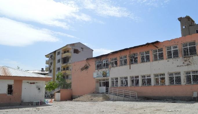 Şırnak'ta okullar yeni sezona hazır