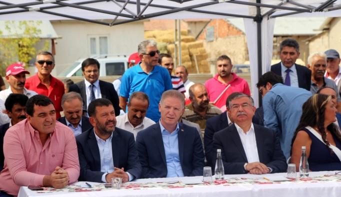 Sivas'ta cemevi açılışı (1)