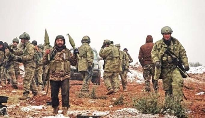 Suriye'de 'Milli Ordu'ya ilk tehdit ABD'den geldi
