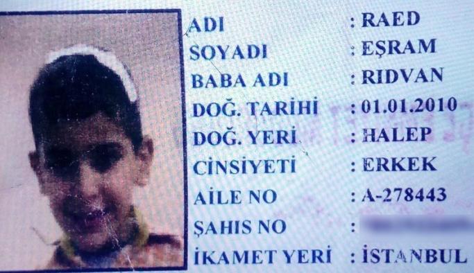 Suriyeli çocuğu öldürüp, cesedi çöp konteynerine attı
