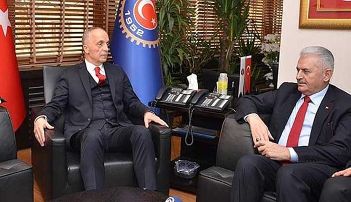 Başbakan Yıldırım'dan 'taşeron' sözü