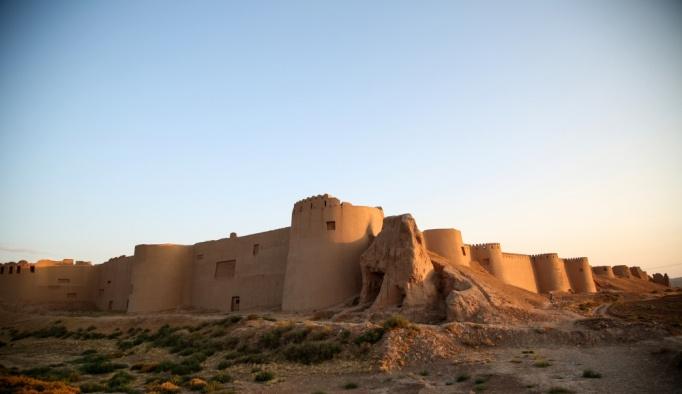 Horasan'da tarihi bir mekan: Belkıs Kalesi