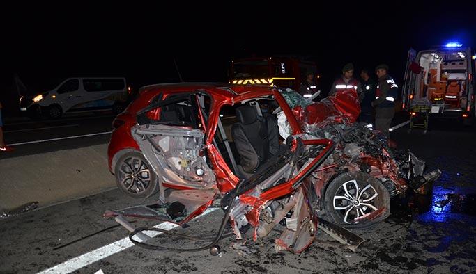 Tatil boyunca trafik kazalarında ölen kişi sayısı 89'a yükseldi