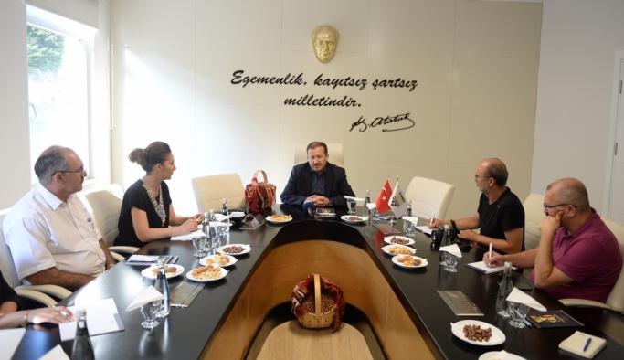 TMO Genel Müdürü Kemaloğlu: