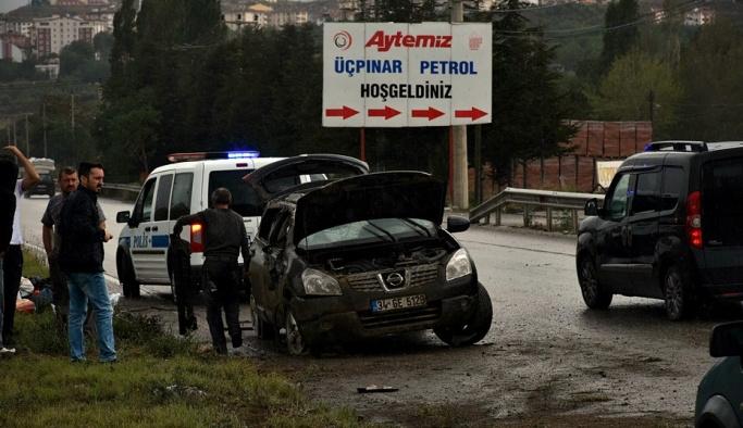 Tosya'da trafik kazası: 6 yaralı