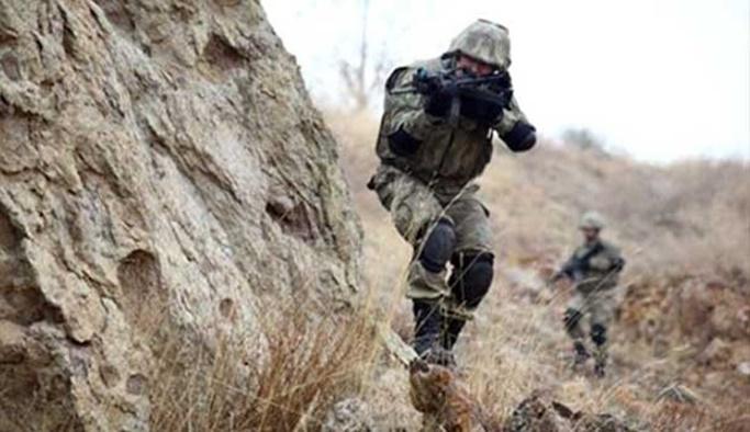 Tunceli'de çatışma: 1 terörist öldürüldüÜ