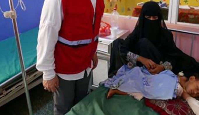 Türkiye'den Yemen'deki yoksullara yardım eli