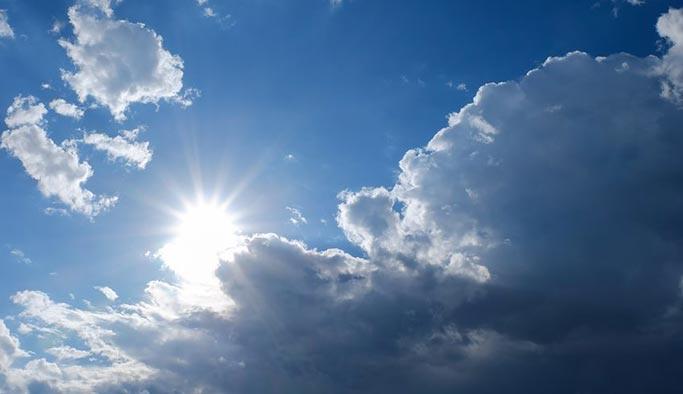 Doğu'da hava sıcaklıkları artacak
