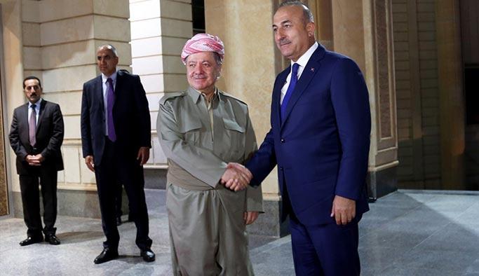 Türkiye'den Irak Kürtleri'ne sürpriz öneri