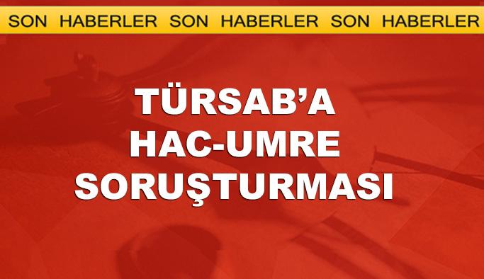 TÜRSAB'A 'hac umre' soruşturması