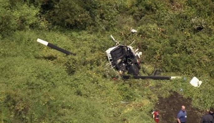 Ünlü müzisyen helikopter kazasında öldü