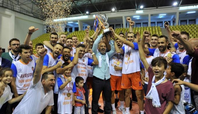 Voleybol: Erkekler Balkan Kupası