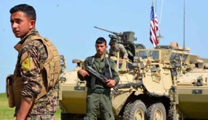 YPG'li teröristleriyalnız kalma korkususardı