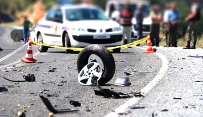 Yurt genelinde yaşanan kazalarda 11 kişi hayatını kaybetti