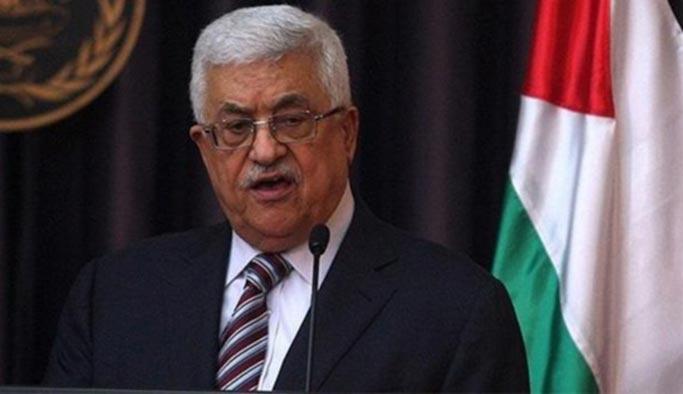 Abbas: Bağımsız Filistin Devleti için uzlaşı şart
