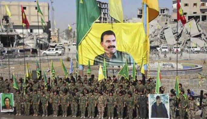 ABD açıklama yaptı, Rakka'daki Öcalan posterlerini onaylamıyormuş