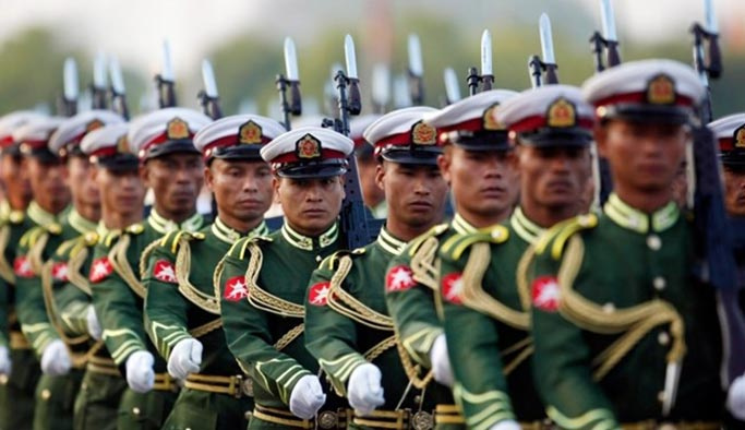 ABD'den Myanmar ordusuna Arakan yaptırımı