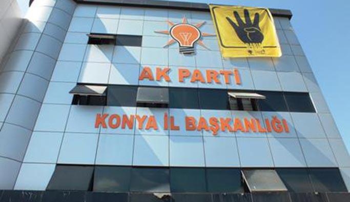 AK Parti Konya il başkanı ile yönetimi istifa etti