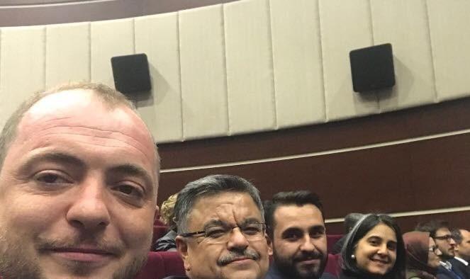 AK Partili başkanlardan Ankara çıkartması