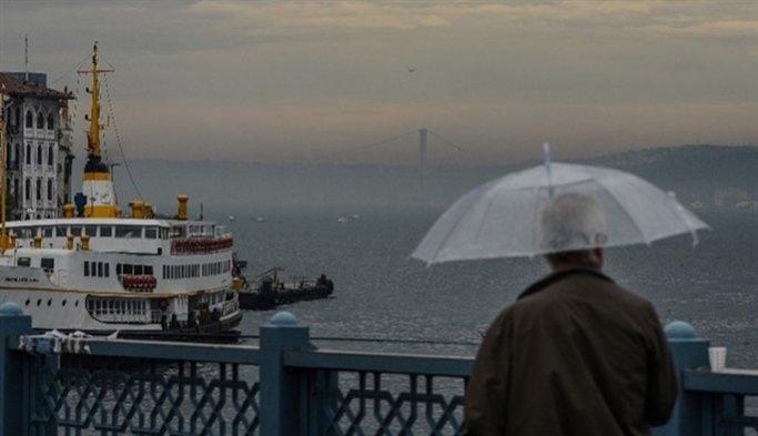 AKOM uyardı: İstanbul'da yağışlar 3 gün sürecek