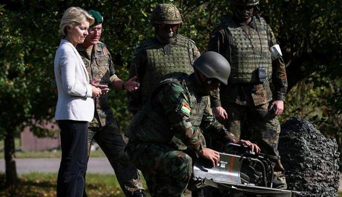 Almanya Peşmerge'ye eğitim yardımını durdurdu