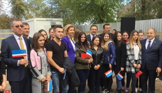 Altındağ Belediyesinden Gagavuzya'ya büyük yatırım