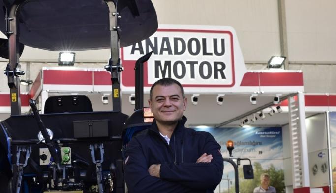 Anadolu Motor'dan traktör ve çapa makinesi tanıtımı