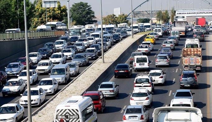 Ankara'da yarın bazı yollar kapalı