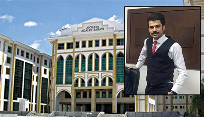 Antalya'da savcıya silahlı saldırı