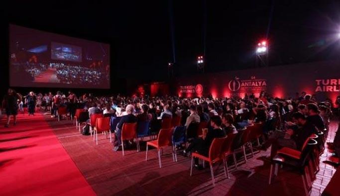 Antalya Film Festivali'nde 'gerilla' gerginliği