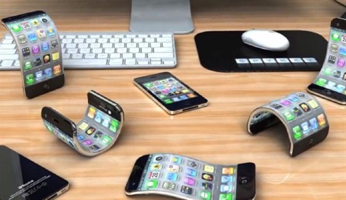 Apple 'katlanabilir iPhone' için LG ile çalışacak