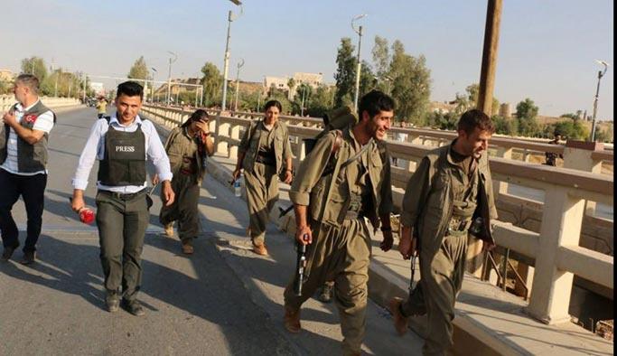 Bağdat ile Erbil arasında PKK gerilimi