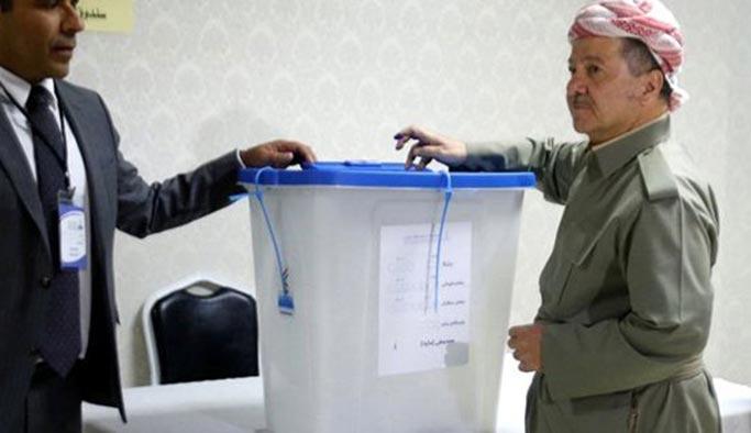 Barzani, baskın seçim kararından geri adım attı