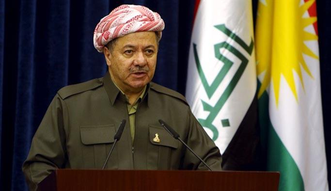 Barzani'den Bağdat yönetimine 5 maddelik öneri