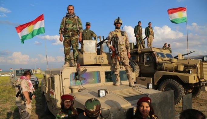Barzani'nin silah gücü ne kadar, kaç askeri var?