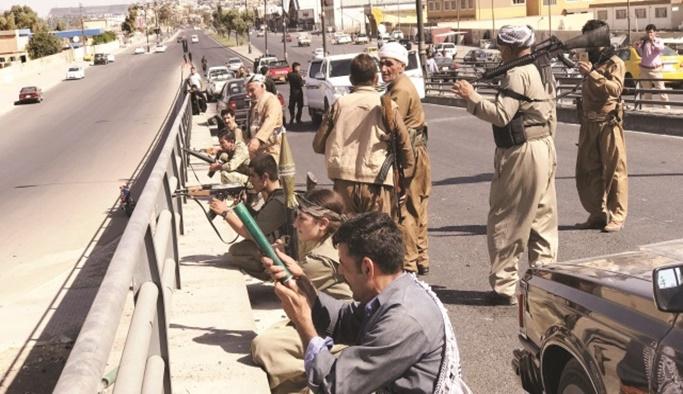 Barzani'nin PKK'sı Kerkük'te terör estiriyor