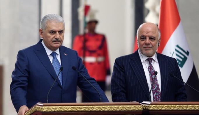 Başbakan Yıldırım Irak'a gitmedi, İbadi geliyor
