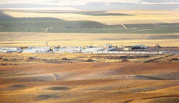 Başika Kampı ve İran sınır kapıları el değiştirdi