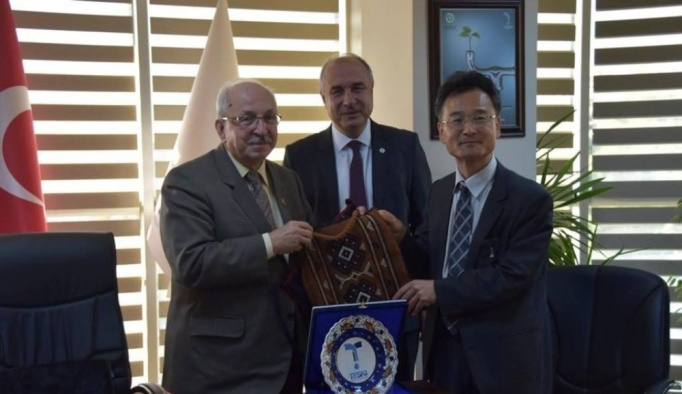 Başkan Albayrak, Japonya Uluslararası İşbirliği Ajansı Başkanı ile görüştü