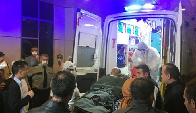 Çerkezköy'de bir fabrikada asit kazanı devrildi, yaralılar var