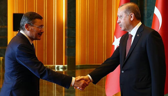 Erdoğan ve Gökçek görüşmesi sona erdi