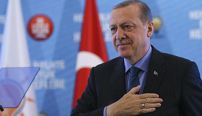 Cumhurbaşkanı Recep Tayyip Erdoğan, İstanbul'da
