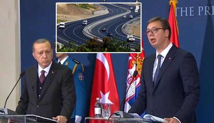 Duble yolların şanı Avrupa'ya kadar ulaştı
