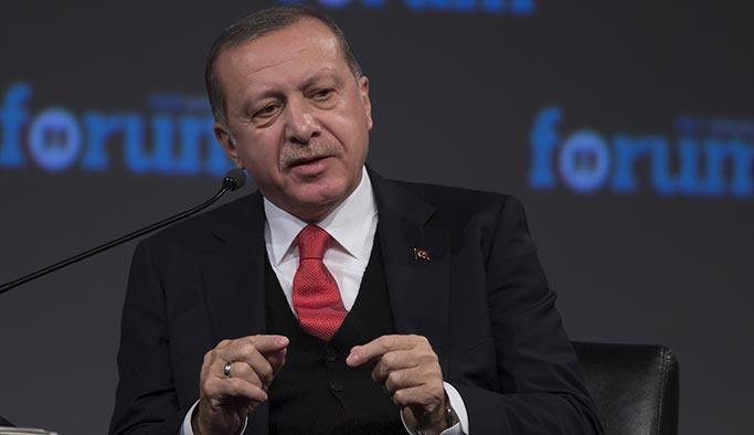 Erdoğan'dan ABD'ye:  Sen çiftliktekini ver bakalım