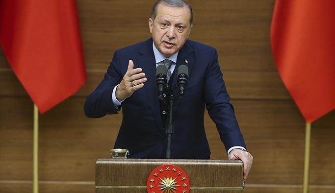 Erdoğan: Kürt kardeşlerim bu teröristleri savunuyorsanız yollarımız ayrılır