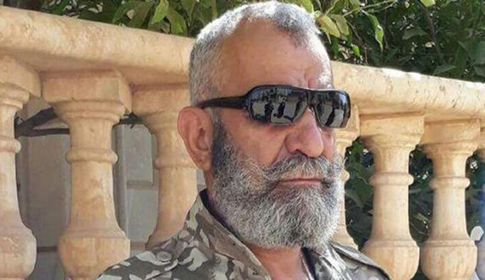 Esed'in kasap generallerinden biri öldürüldü