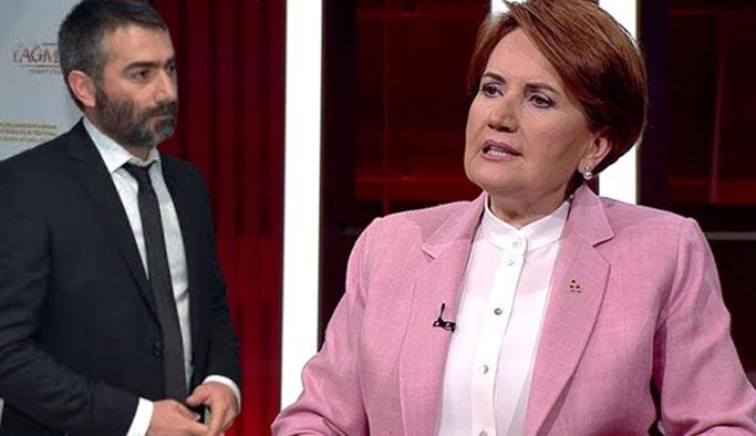 'Geziciler'e selam duran yönetmen Meral Akşener'in partisinde